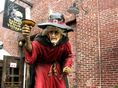 Village des sorcières de Salem